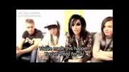 Tokio Hotel Thank For The Ema 07/eng Subs/
