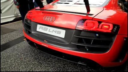 Това е зверски тунинг - Audi R8 Lms