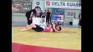 Kristian Popov vs Konstantin Cvetanov 84kg Final Bulgarian Grappling League Open 2015