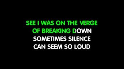 R Kelly - I Believe I Can Fly - Karaoke