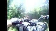 2008 Honda Trx700xx Trail Test