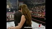 Raw 18.12.2000 Stephanie сигмент