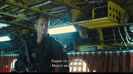 """""""ОТРЯДЪТ САМОУБИЙЦИ"""" - Официален трейлър"""