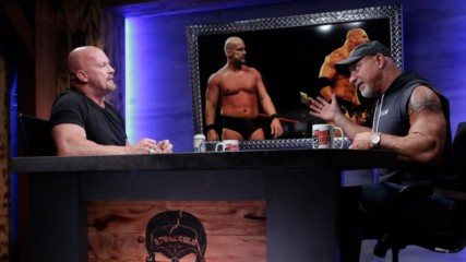 "Was Goldberg a ""Stone Cold"" copycat?: The Broken Skull Sessions (WWE Network Exclusive)"