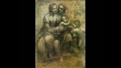 Жените В Изкуството На Леонардо Да Винчи
