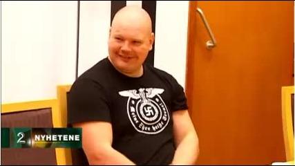 Вячеслав Дацик на Норвежском Тв
