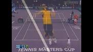 Masters Cup 2006 : Надал - Робредо