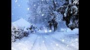 Хов хов Хов Честит първи сняг :)