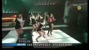 Wax - Kyeolguk Neoya [sbs Inkigayo 090712]
