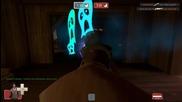 Да те подгонят духове - Team Fortress 2