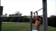 Експлозивна и мотивираща тренировка ! Уличен Фитнес