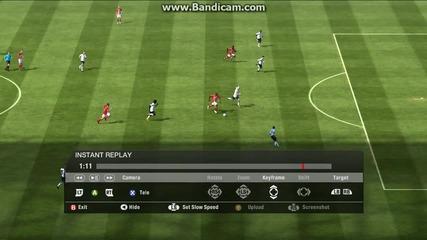 Fifa 11 # Хубав гол с играч на Стоук Сити