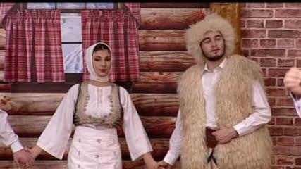 Goci i Lazo - Grudobolja  BN Music Etno 2017
