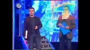 Music Idol 2 - 08.04.08г. - Стоян Иска Да  да изгонят Иван Ангелов от Music Idol 2