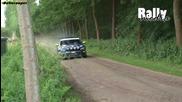 Vw Scirocco R rally car - Kevin Abbring