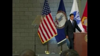 Обама и Ромни са с практически изравнени шансове