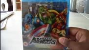 Маниашки пакет Blu - Ray издание на анимационните филми Върховни Отмъстители (2006-2006)