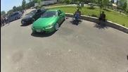 Pov Honda-fest Meet In Integra Type R & Eg6 Evo Rsx Full Meet