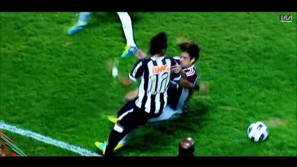 Neymar Da Silva - Skills - 2011 - Hd