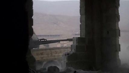 Syria: Heavy fighting between SAA and militants in Wadi Barada