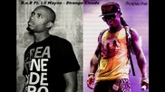 Супер бас! B.o.b Ft. Lil Wayne - Strange Clouds (full)