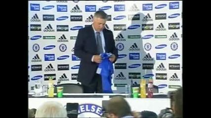 Карло Анчелоти е новият старши треньор на