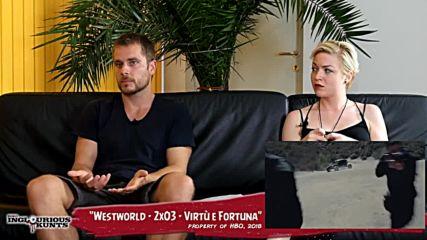 """Ревю на """"Западен свят 2"""" (2018) – Inglourious Kunts, Eп. LXXVIII"""