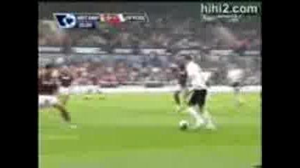 Torres Goal In West