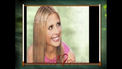 Buffy Love Angel