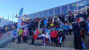 Световната купа в ските стартира с пълни трибуни