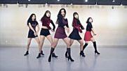 Red Velvet Peek A Boo Dance Cover