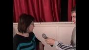 Интервюта - участници в Клуб Млад математик и гости 12-02-2013г.