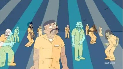 Superjail season 02 episode 04 hotchick