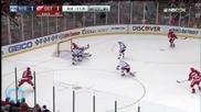 Kelly Clarkson Treats Toddler to Hockey Game