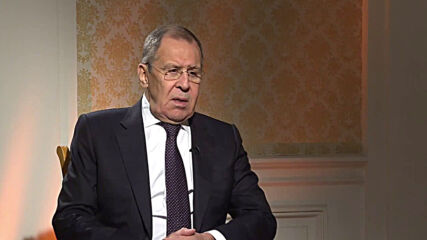 Russia: Tikhanovskaya is not speaking with 'own voice' – Lavrov on Belarus situation
