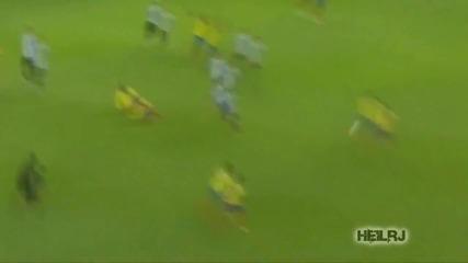 Lionel Messi Top 10 Goals In 2012