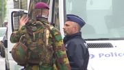 Belgium: Terror suspect wearing vest made from salt and biscuits arrested in Brussels