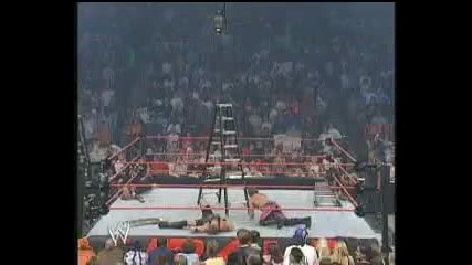 Wwe - First Ever Tlc Match On Raw - part 2