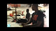 Video Juelz Santana Stunt Tv Shows His New Lambo, Car Garage!!!