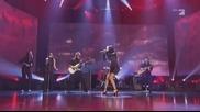 Nicole Scherzinger - Baby Love (live)