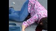 Arka sokaklar - блъскат Сейран и тя губи бебето