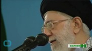 Khamenei Says Iran Nuclear Weapons are a U.S. 'myth'