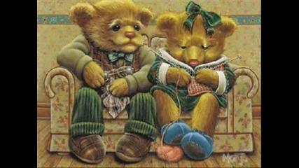 Лапка дай-песничка за мечо