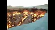 Узбекистан - Портата към Ада - дупка за извличането на природен газ
