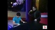 David Bustamante - Besame A Piano Y Voz