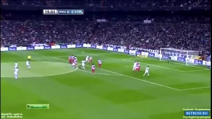 Cristiano Ronaldo Гол от Фал !!! 01.12.2012 г.
