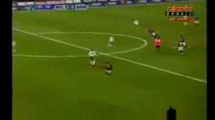Milan - Werder Bremen Super Gol Na Pato
