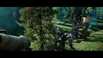 Transformers 2 - The death of Optimus