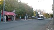 Соларис Урбино 12 по линия 211 в Бургас