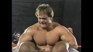 Ecw - Крис Беноа срещу Тазманиак(1994)